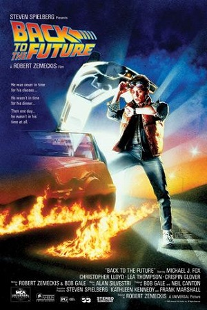 Back to the Future Theatrical Poster - WIkipedia