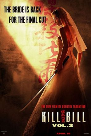 Kill Bill: Vol. 2 Theatrical Poster - Wikipedia