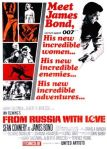 From Russia With Love Theatrical Poster - Wikipedia
