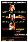 Goldfinger Theatrical Poster - Wikipedia