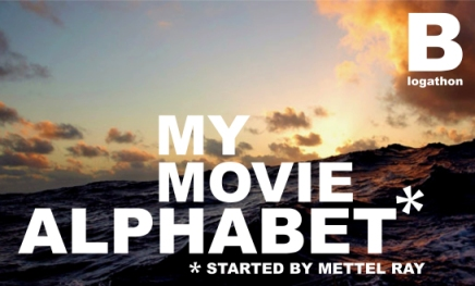 Mettel Ray Movie Alphabet Blogathon