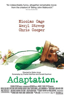 Adaptation Poster - Wikipedia