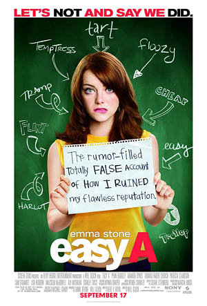 Easy A Poster - Wikipedia