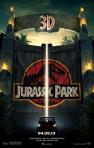 Jurassic Park 3D Poster - Wikipedia