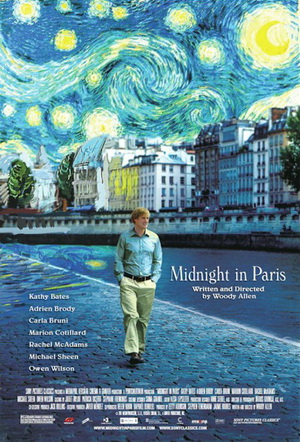 Midnight in Paris Poster - Wikipedia