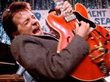 Marty Guitar Chuck Berry