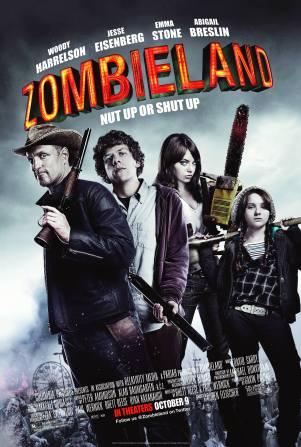 Zombieland Movie Poster