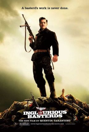 Inglorious Basterds Poster