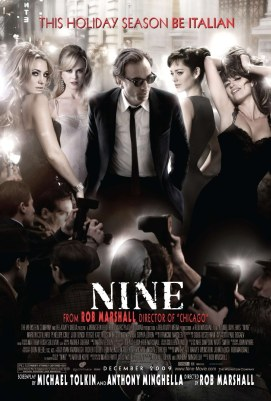 Nine Film Poster
