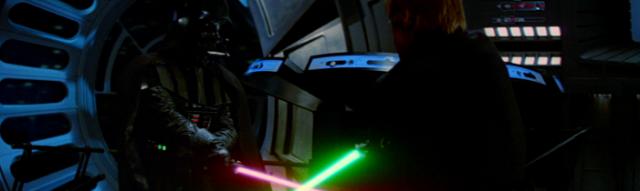 Return of the Jedi Fight