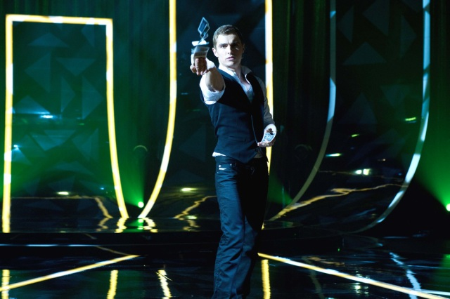 Now You See Me - Franco