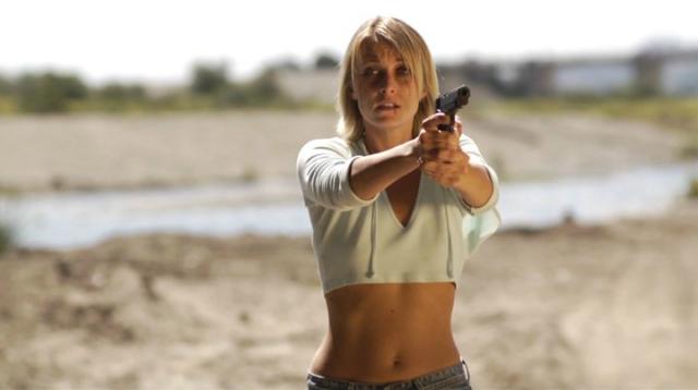 Sadie Katz Gun
