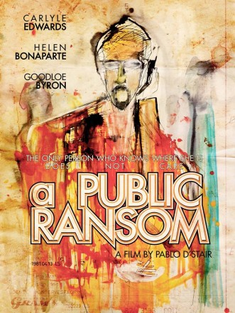 Public Ransom Poster