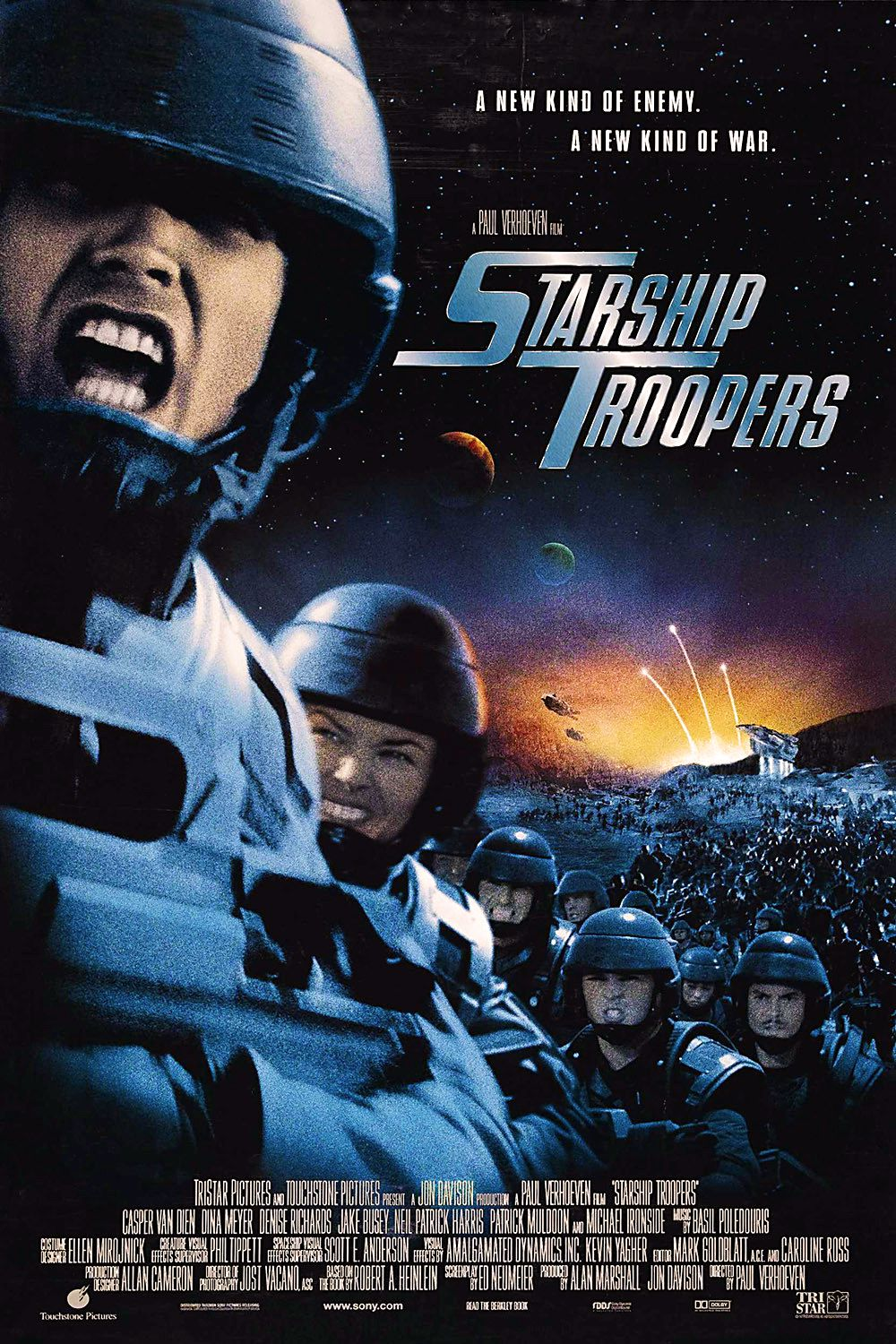 Starship Troopers – Review (Spoiler Free) | Mr Rumsey's ...