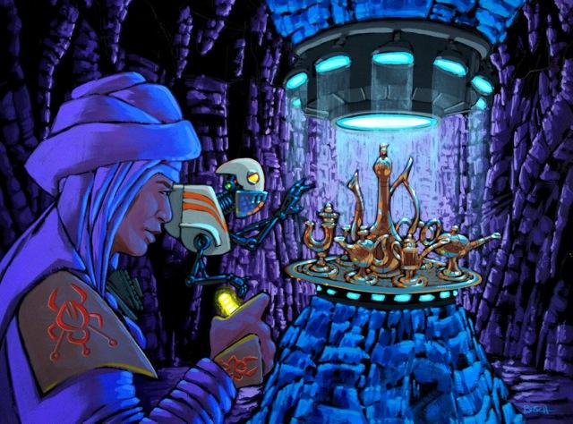 Dipali - Busch Aladdin 3477