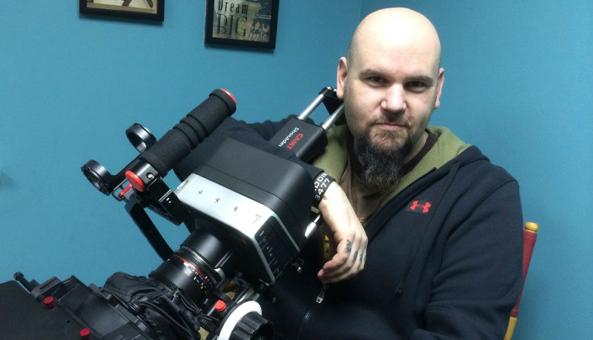 Director Matt Busch Aladdin 3477