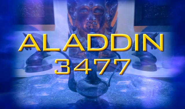 Matt Busch Aladdin 3477