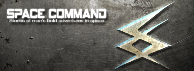 Space Command Banner