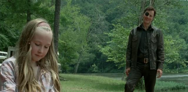 Meyrick Murphy in Walking Dead