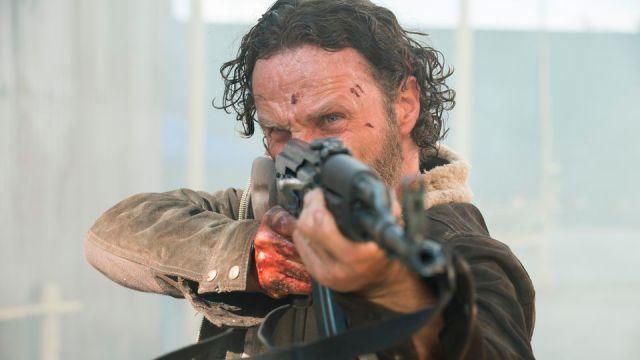 Walking Dead Rick No Sanctuary