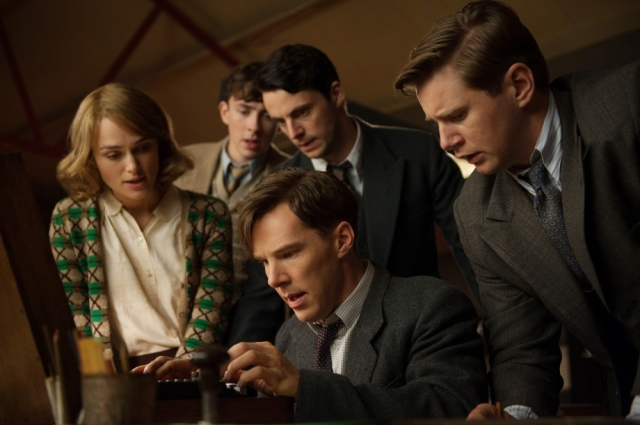 IMitation Game Cumberbatch Keira