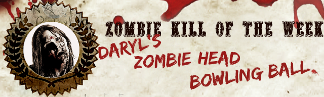 Zombie Kill of the Week Crossed