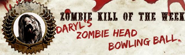 Zombie Kill of the Week Crossed