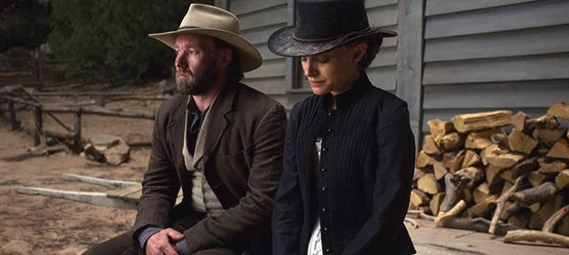 Edgerton and Portman Jane Got a Gun