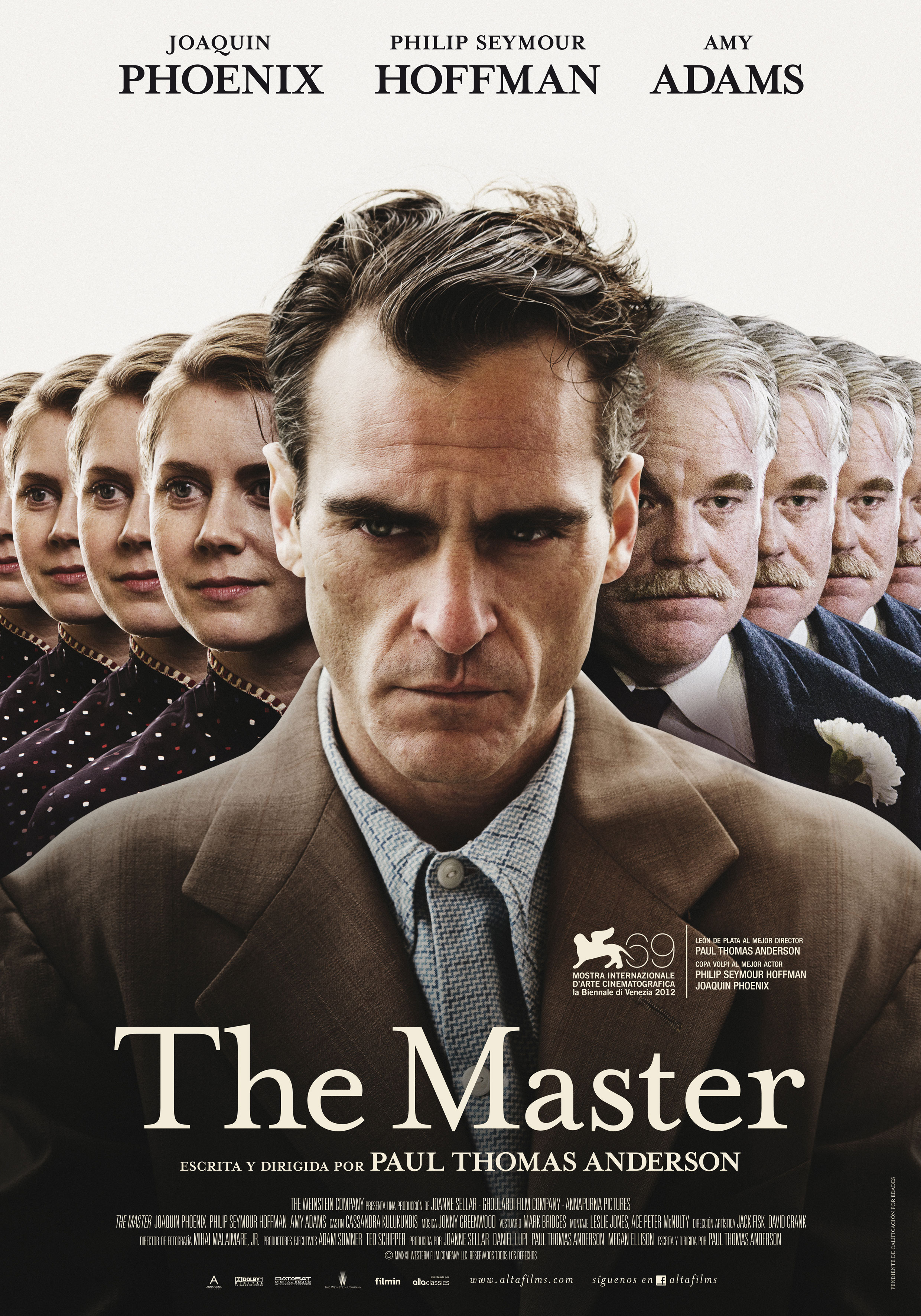 The Master – Review By Mark Walker