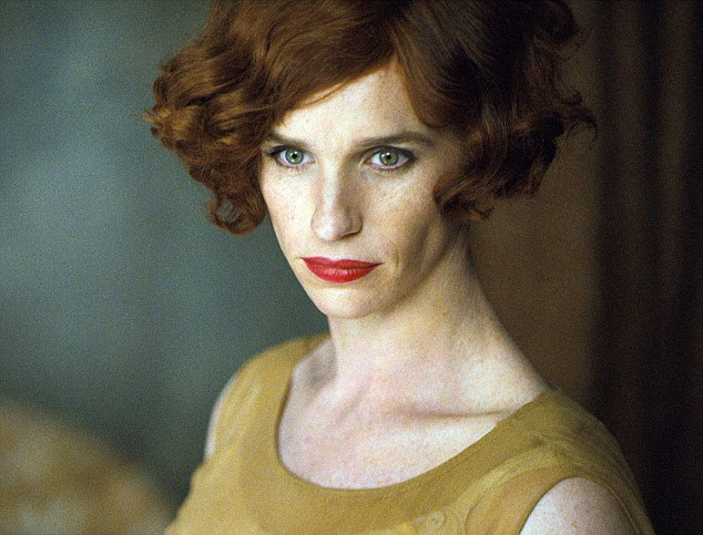 Eddie Redmayne Woman