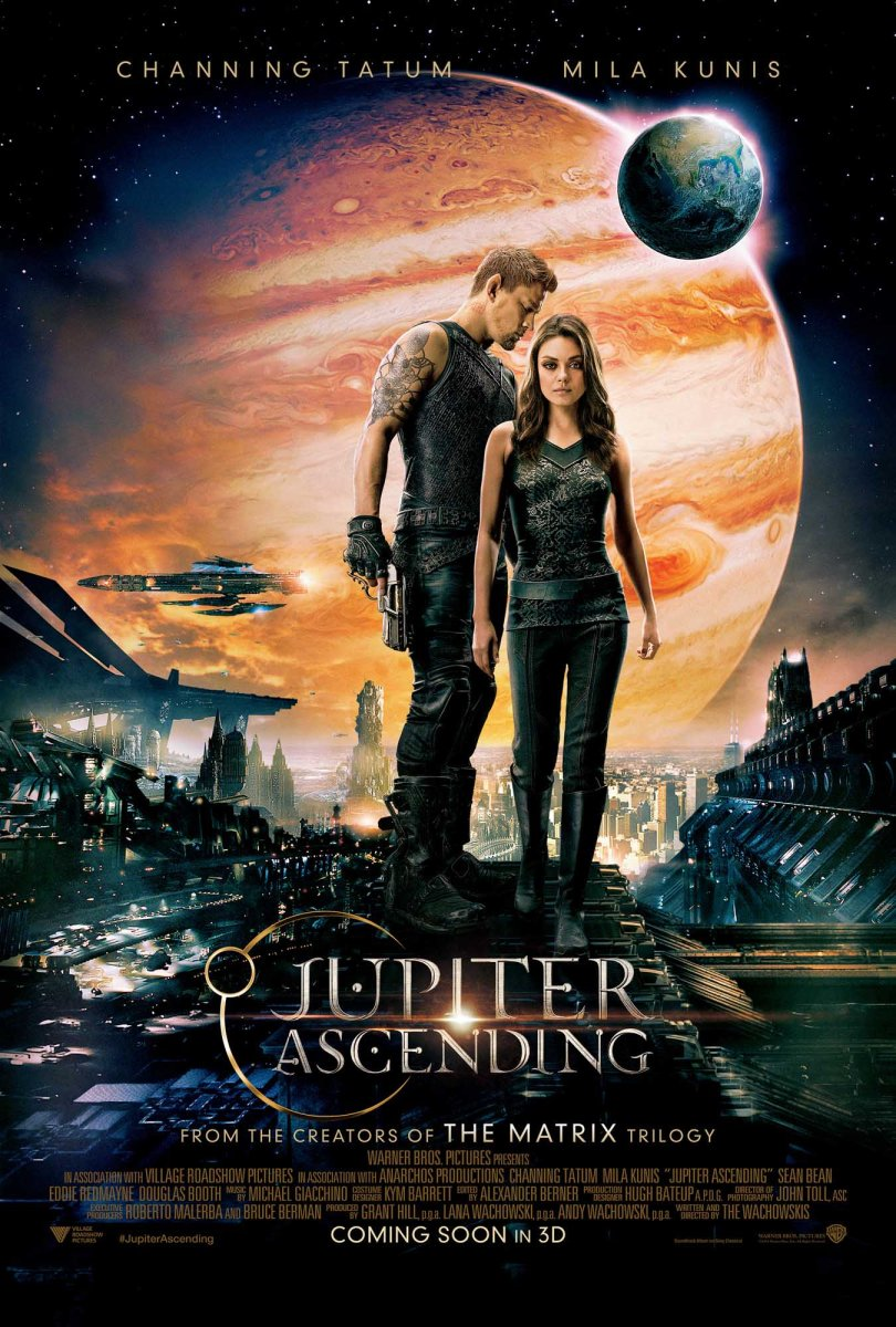 Jupiter Ascending - Review (Spoiler Free)