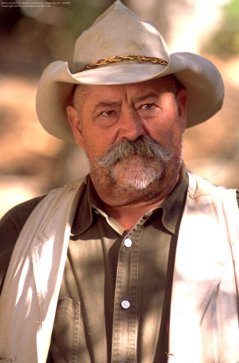 Barry Corbin Talks About his Life and Work in Exclusive Interview...