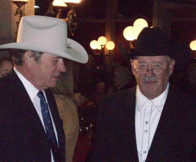 Barry Corbin Tommy Lee Jones