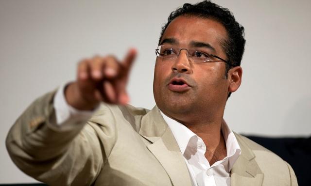 Krishnan Guru-Murthy: getting straight to the point again