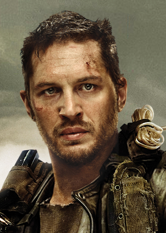Mad Max: Tom Hardy Wants More Movies… | Mr Rumsey's Film