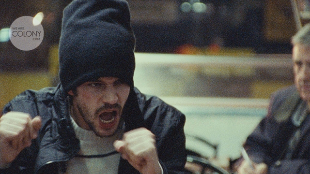 Ben Whishaw in Aneil Karia's Beat.