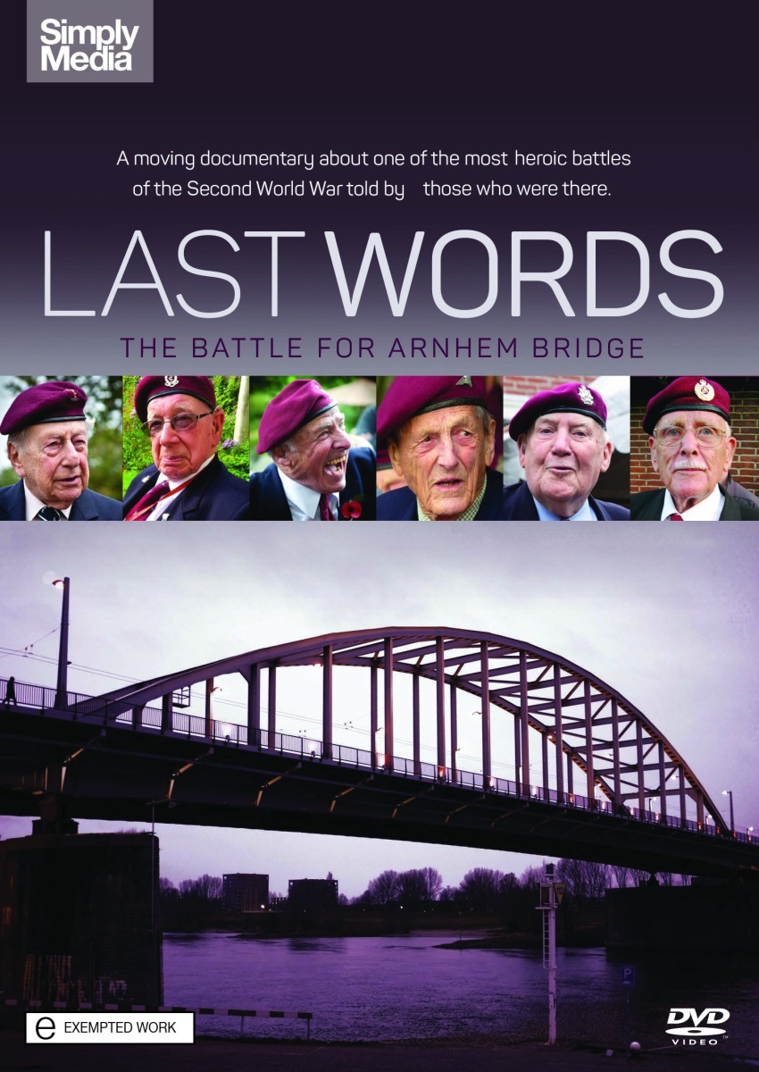 Last Chance to Win Last Words: The Battle for Arnhem Bridge!