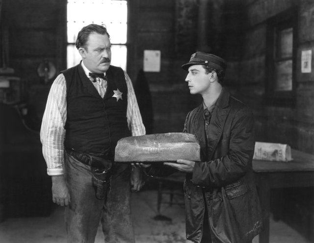Steamboat Bill Jr Still