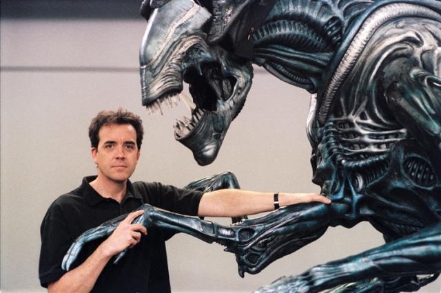 Tom Woodruff jr alien