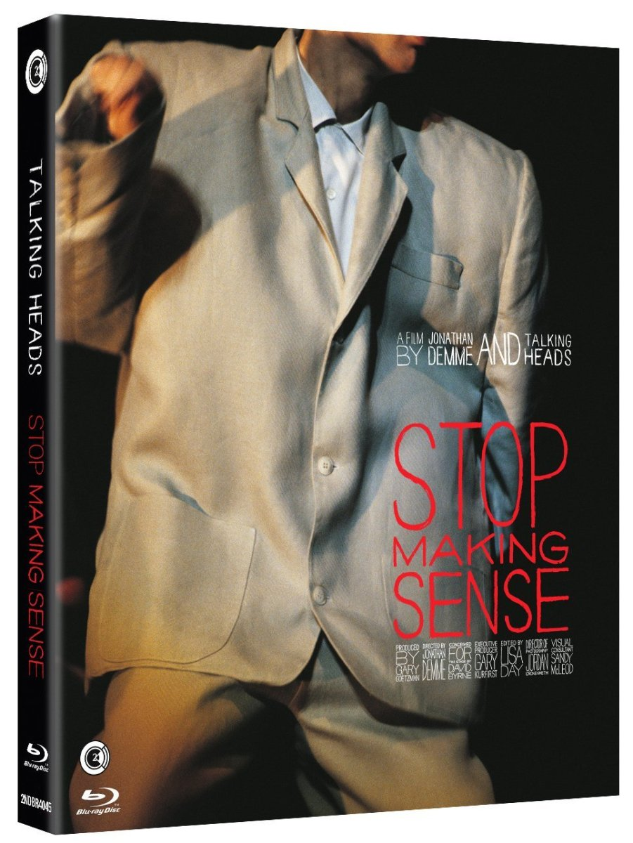 Stop Making Sense - Blu-Ray Re-Release Review