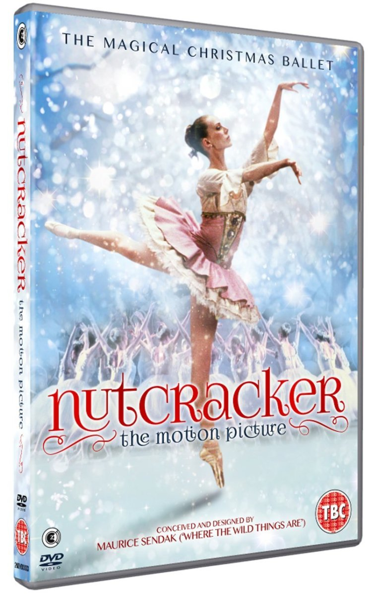 Nutcracker: The Motion Picture - New Release Review