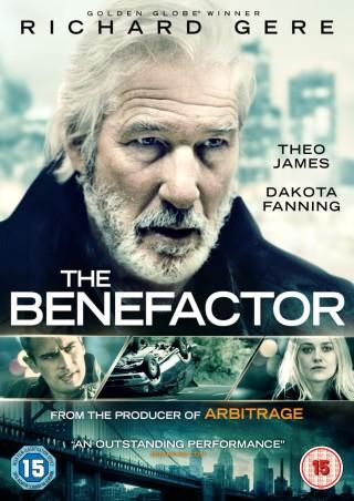 BENEFACTOR_2D_DVD