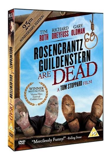 Rosencrantz DVD
