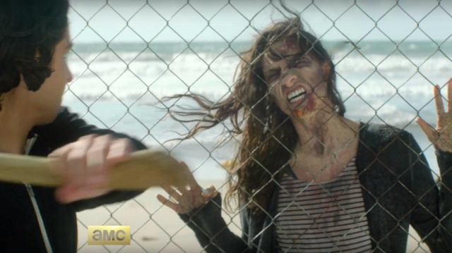 Zombie - Fear Walking Dead Seaon 2