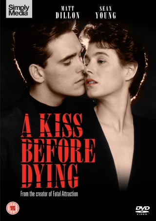 164442-A Kiss Before Dying - cover