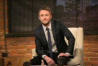 Chris Hardwick - Talking Dead _ Season 4, Episode 8 - Photo Credit: Jordin Althaus/AMC