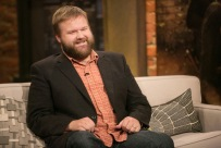 Robert Kirkman - Talking Dead _ Season 4, Episode 8 - Photo Credit: Jordin Althaus/AMC