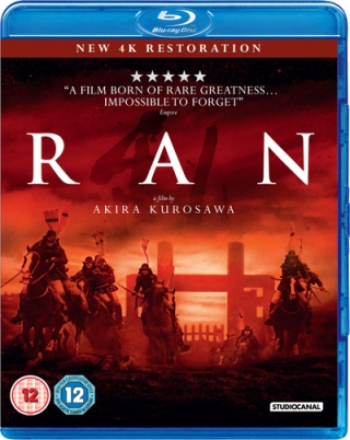 Ran – New 4k Blu-Ray Release Review | Mr Rumsey's Film