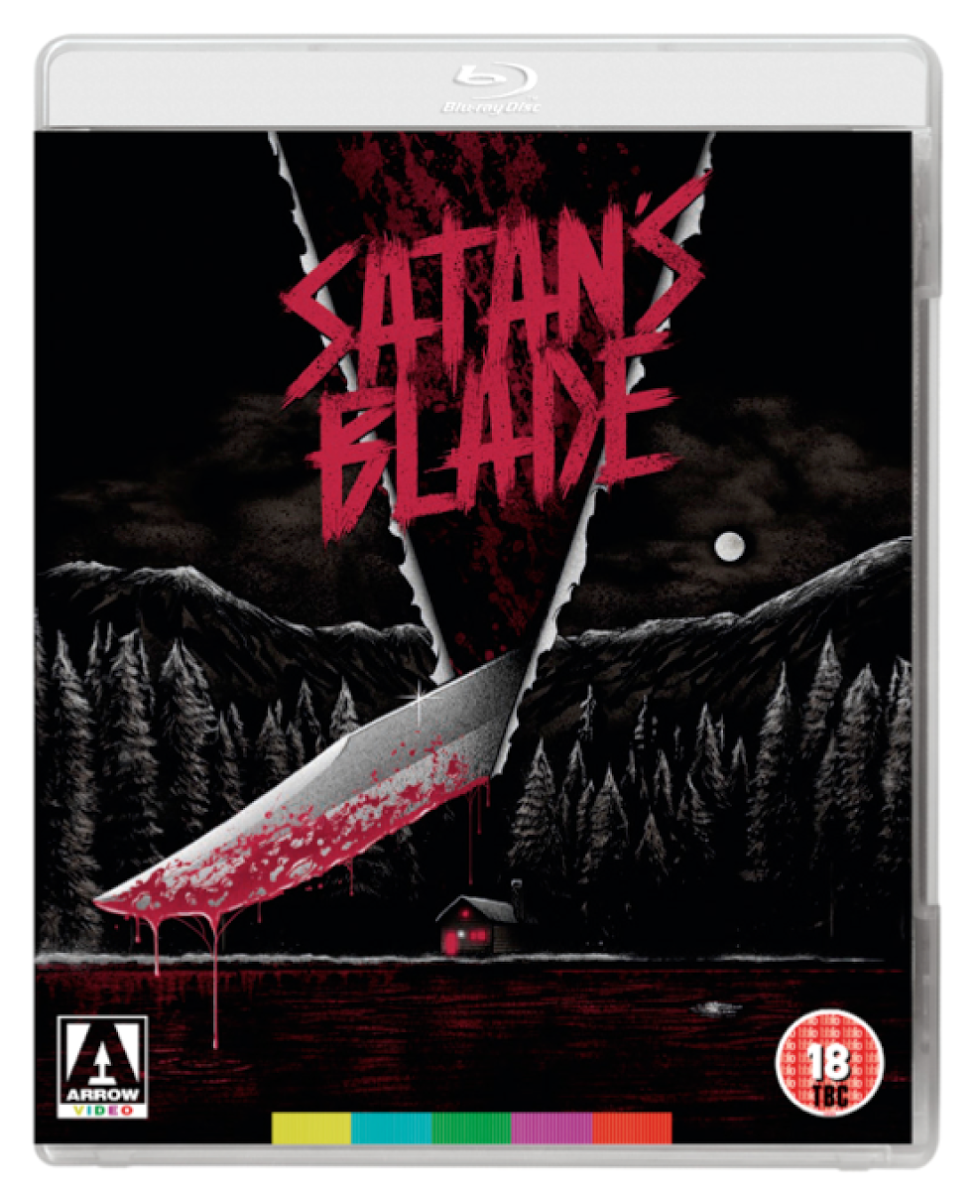 Satan's Blade - Blu-Ray Review